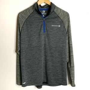 Free Country Quarter Zip Ultimate Comfort Pullover